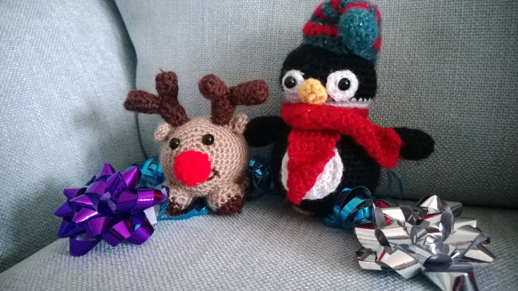 Cute Christmas Crochet