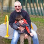 Fun with Grandpops