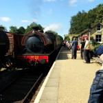 The Nene Valley Railway and Railworld Peterborough