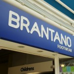 Buying Boy's School Shoes at Brantano
