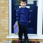 Monkey's first week at school