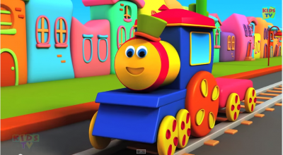 Bob The Alphabet Train