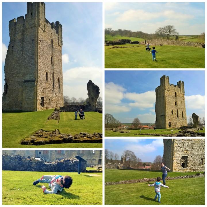 Helmsley Castle 2