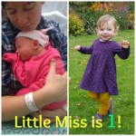 Little Miss is 1!