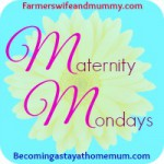 #MaternityMondays week 30
