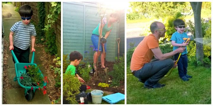 Monkey Gardening