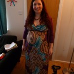 Maternity Wear for a Summer Wedding