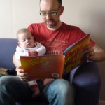 Our little reader – 28 mths