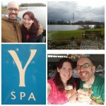 Reconnecting as a couple at Y Spa Wyboston Lakes