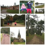 Clumber Park, Chicken Pox and a very short holiday!