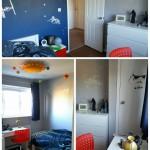 Monkey's Star Wars Bedroom