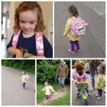 Little Miss starts pre-school