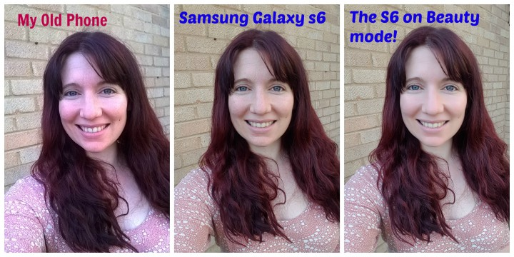 Samsung Galaxy S6 Front Camera