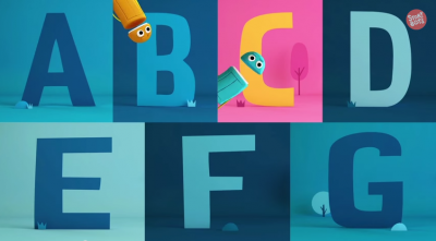 Storybots Alphabet Song