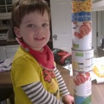Monkey's Tin Can Tower – 21 months