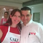 A Cake Decorating Masterclass with Cake Boss Buddy Valastro