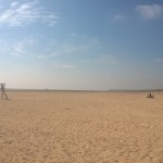 Fun at the seaside – who's the biggest kid?