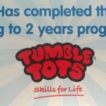 Moving up a class at Tumbletots
