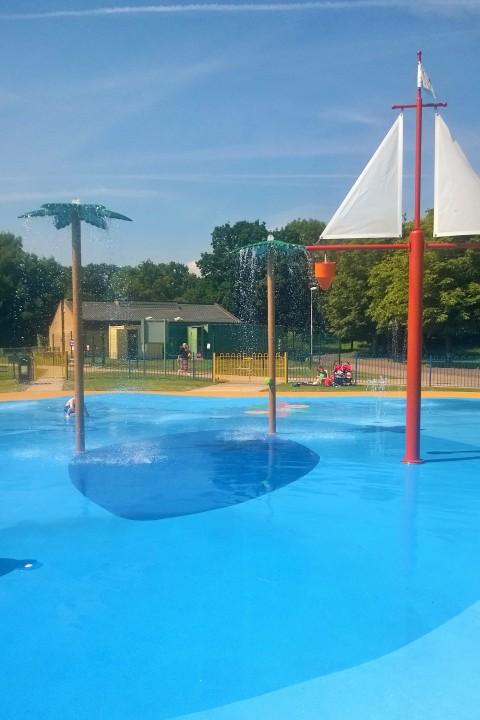 Bretton Water Park