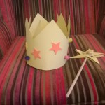 Making a Crown & Magic Wand
