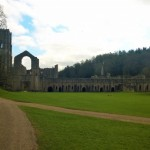 Fountains Abbey & Studley Royal Water Gardens