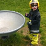 My little Fireman