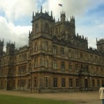 Highclere Castle – home of Downton Abbey