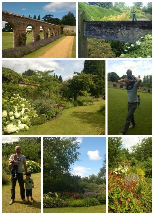 highclere gardens