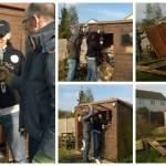 Operation Garden Renovation #3 The Bonfire!